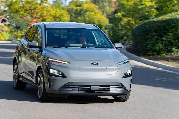Hyundai Kona Eletric 2022