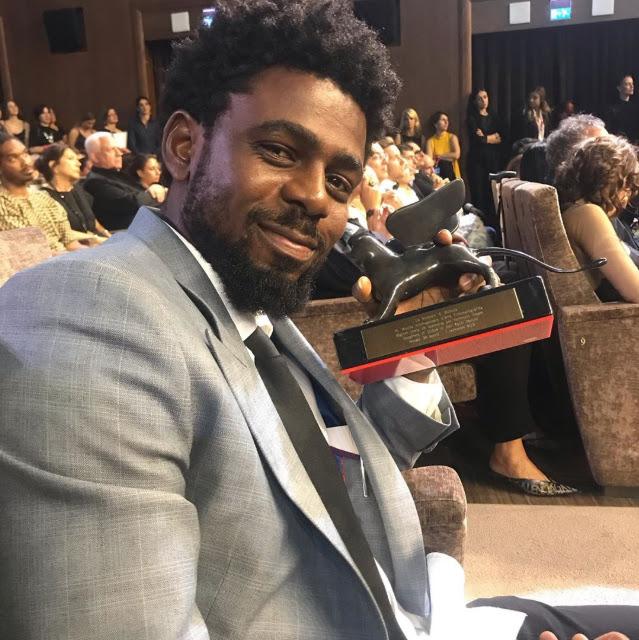 Nigerian filmmaker, Joel Kachi Benson wins Award at the 2019 Venice Film Festival
