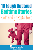 These 10 short bedtime stories for kids of any age are also laugh-out-loud funny. No more boring bedtime books! With these picture books, you'll actually look forward to reading them every bit as much as your kids do. #picturebooks #bedtime #kids #funny #parenting