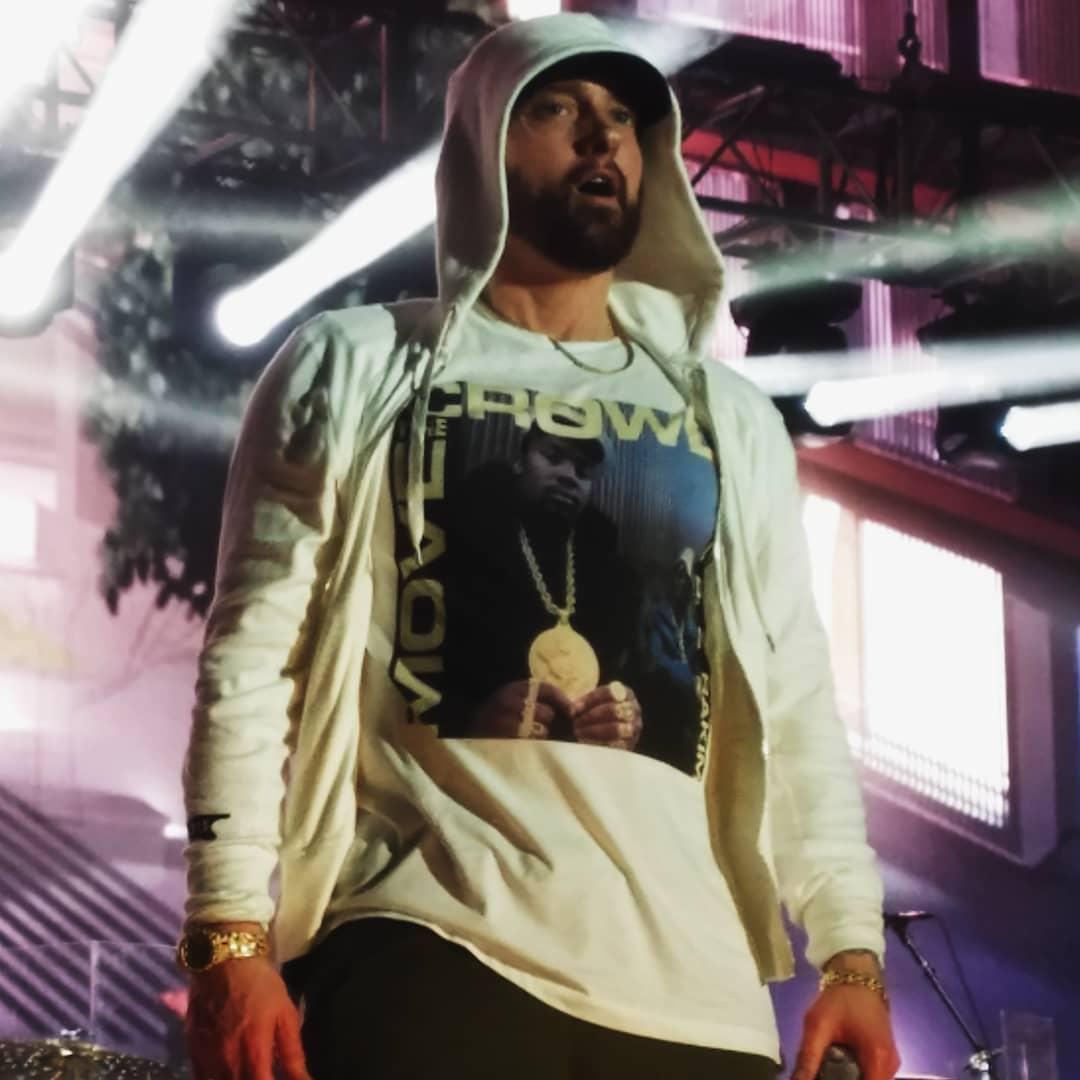 Фотоотчёт: Eminem в Гонолулу ~ DaShady-Show – Eminem Is Here / 50