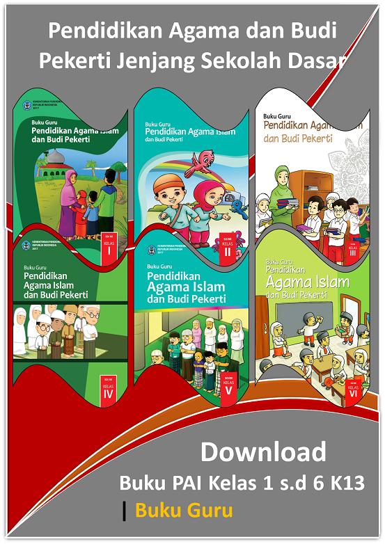 Strategi penelitian sosial dan pendidikan / budi koestoro dan basrowi. Buku PAI Kelas 1 s.d 6 K13   Buku Guru