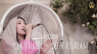 Via Vallen - Deen Assalam (Versi Cover)