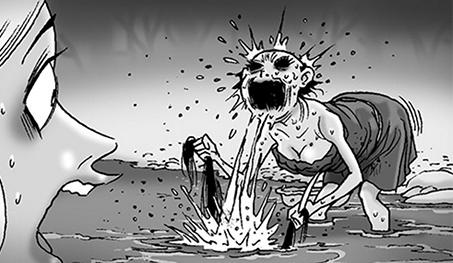 Silent Horror chap 68: Dòng sông kỳ bí
