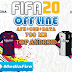 Download FIFA 2020 Android Offline Mod White Edition