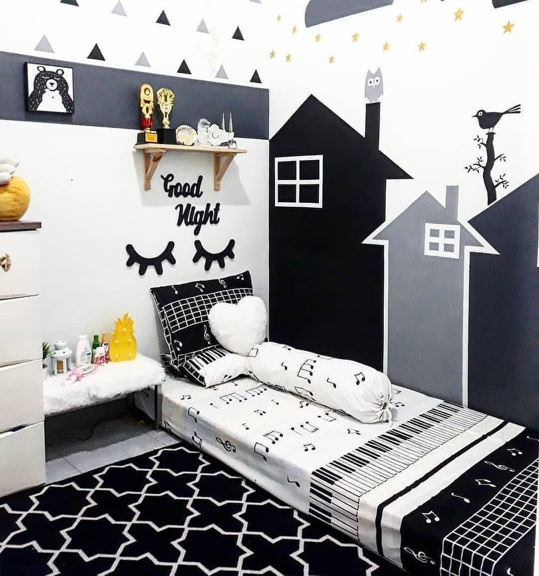 Kumpulan Ide Desain Kamar Tidur Anak Perempuan Yang Cantik ~ Homeshabby.com  : Design Home Plans, Home Decorating And Interior Design