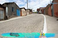 Pavimentação da Rua Dora Aguiar
