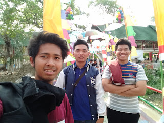 Wisata Kampung Pelangi di Semarang