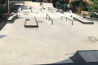 Cianjur Skateboard Movement : Taman Kreatif Joglo