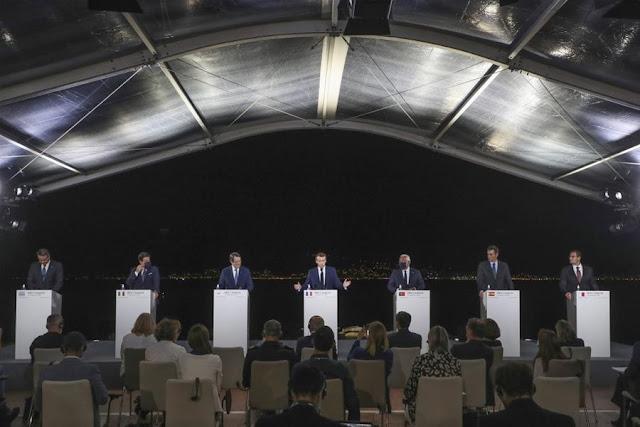 Η συμφωνία της Κορσικής πιέζει Ερντογάν και Γερμανία