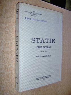 Statik ders notlar pdf ndir pdf ndir for Statik skript pdf