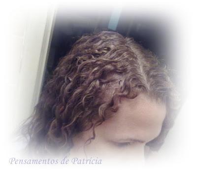Meus cabelos em Abril 2011