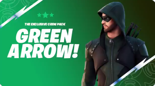 Fortnite to get Green Arrow as the new character