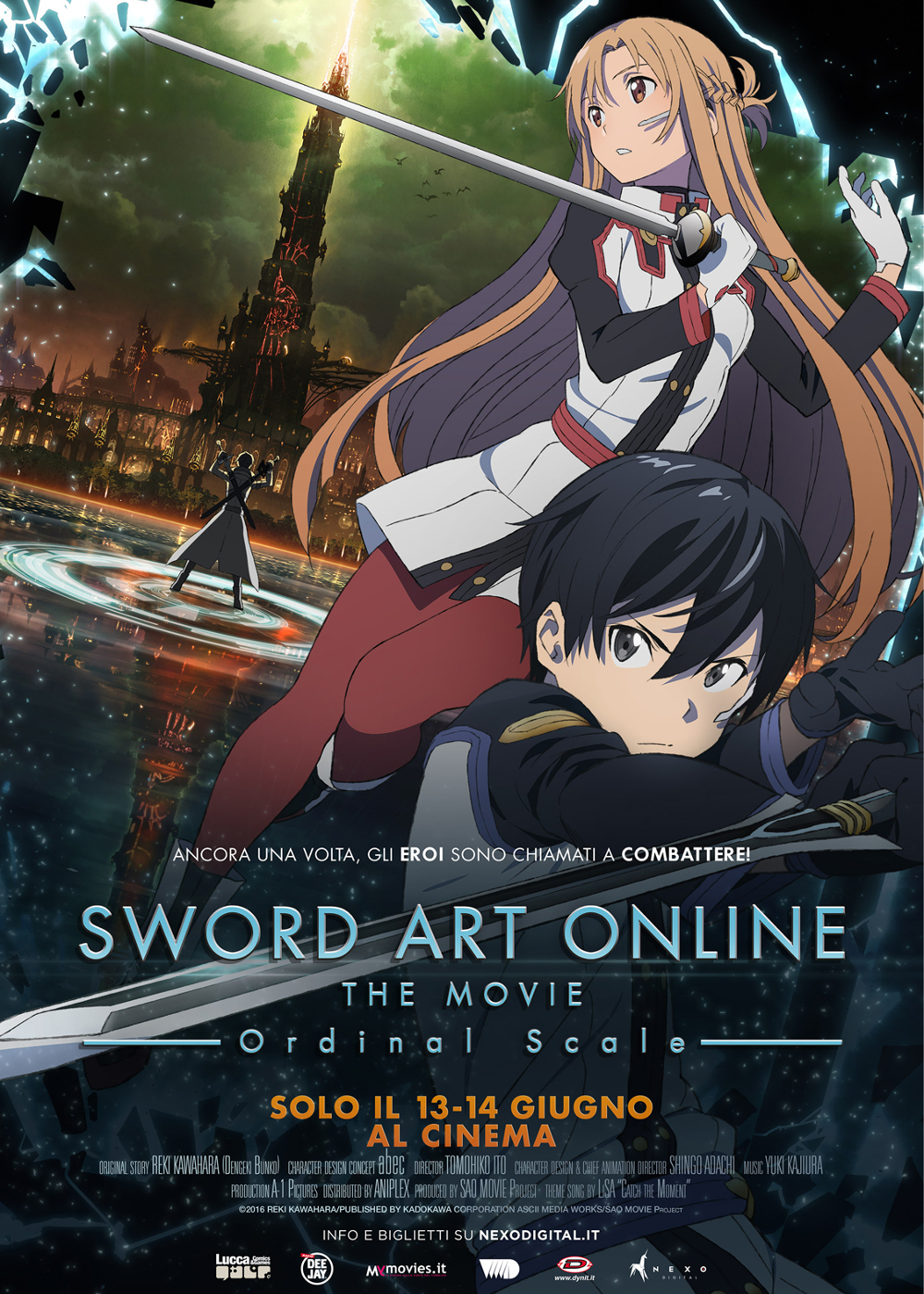 Aesthetica Of A Rogue Hero Ita anime on blu-ray!: news * ritorna nelle sale italiane sword