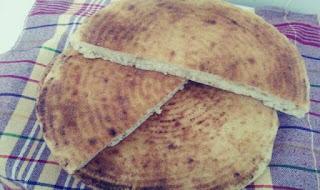 سر نجاح خبز المطلوع الجزائري