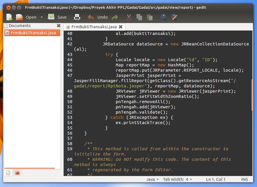 Ubuntu Buzz !: GMate: Turn Gedit Into TextMate-Like Text Editor