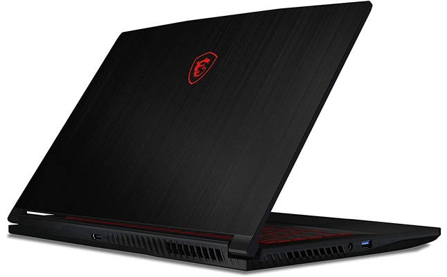 MSI GF63 Thin 10SCSR-876XES: portátil gaming Core i7 con gráfica GeForce GTX 1650 Ti y pantalla FHD de 15.6 pulgadas
