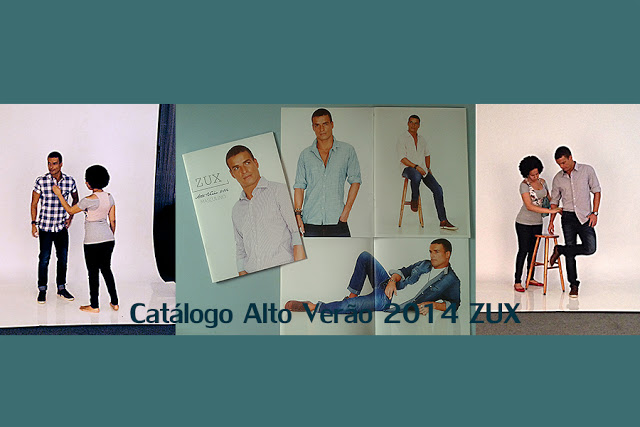 Lookbook camisaria masculina