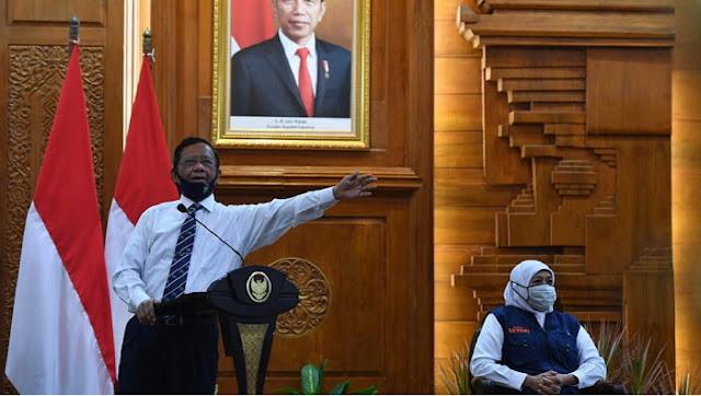 Mahfud Bilang Politik Uang Tak Bisa Dihindari, Malaikat Bisa Jadi Iblis Kalau Jabat Kepala Daerah
