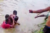 Terbawa Arus Sungai Irigasi Kali Anyar, Bocah Tujuh Tahun Meninggal Dunia