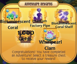 Prizes for the hive hard mode animal jam