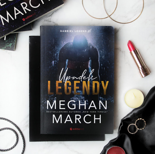 Upadek legendy - Meghan March