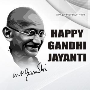 Gandhi Jayanti Speech Biography October 2nd