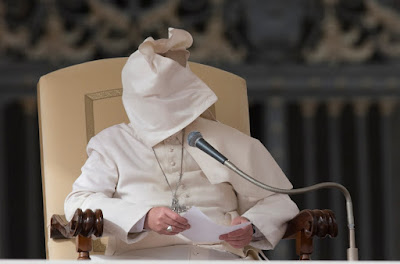 Pope, windy