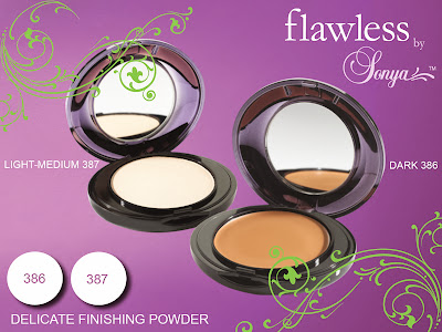 Art. 386/387 - DELICATE FINISHING POWDER - CC 0,092