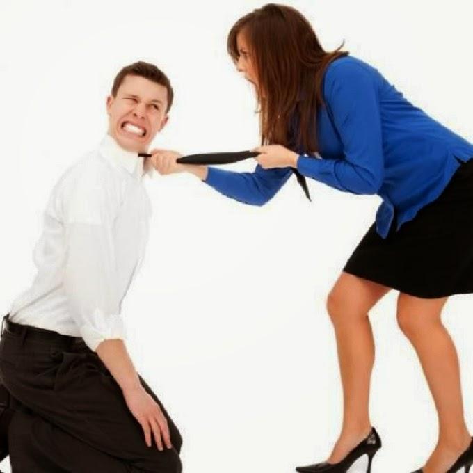 عزيزى الرجل تجنب غضب المرأة من برجها