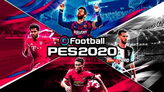 PES 2020 Mod Apk For Android