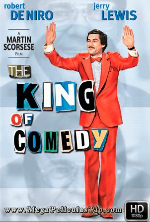 El Rey De La Comedia [1080p] [Latino-Ingles] [MEGA]