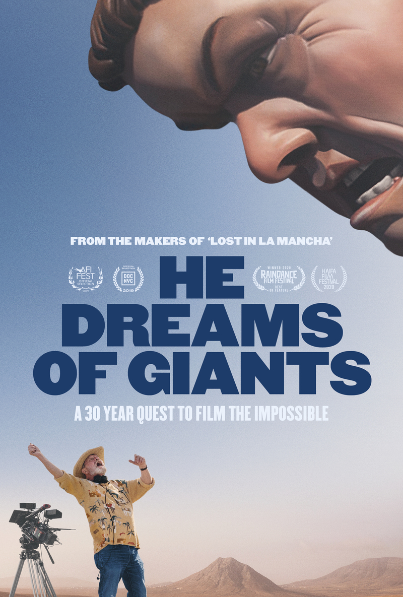 He Dreams of Giants poster