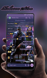 Watch Dogs Theme For YOWhatsApp & Fouad WhatsApp By Robsson