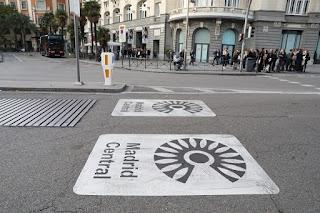 La Justicia anula Madrid Central... aunque por defecto de forma
