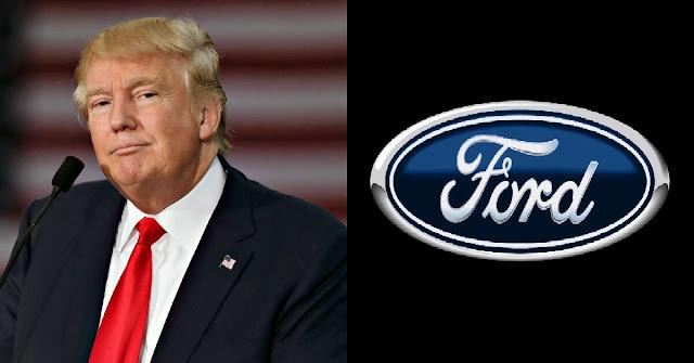 Fabricantes de automóveis sofrem pressão de Donald Trump