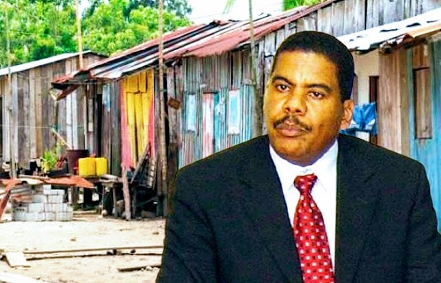 Político Pedro Corporan explicó cómo la corrupción ha impedido que el crecimiento económico reduzca los índices de pobreza en República Dominicana