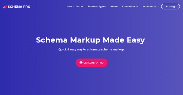 WP Schema Pro v1.2.0 – Schema Markup Made Easy Nulled