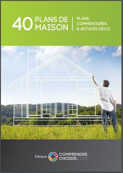 Livre 40 Plans De Maison Plans Commentaires Astuces Deco Livres Et Documents Gratuits Genie Civil Btp Vrd Arch Topo Hse