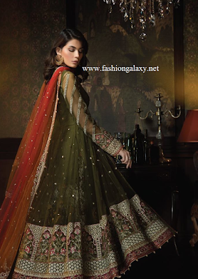 Aayra Luxury Chiffon Dresses 2018