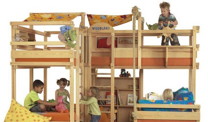 We love arq decorando beliches criativas - Habitaciones ninos originales ...