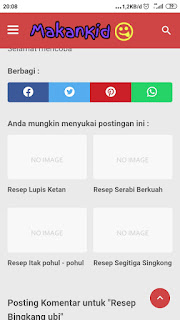 Contoh Related post