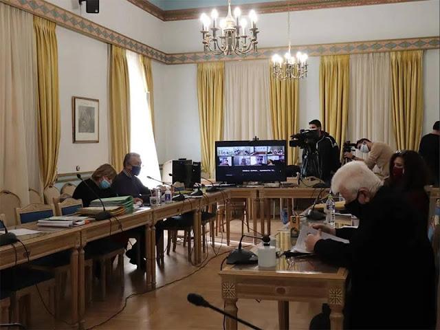 Συνεδριάζει η Οικονομική Επιτροπή της Περιφέρειας Πελοποννήσου - Τα θέματα της Αργολίδας