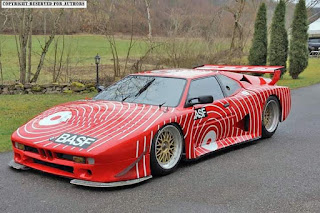 1995 BMW M1 Awesome Paint