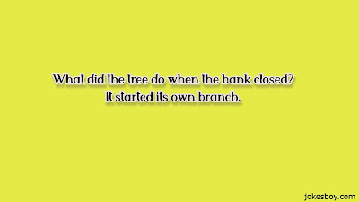 Best Tree Puns