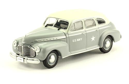 CHEVROLET SPECIAL DELUXE 1:43, voitures militaires de la seconde guerre mondiale