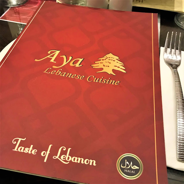 AYA Lebanese, South Wimbledon