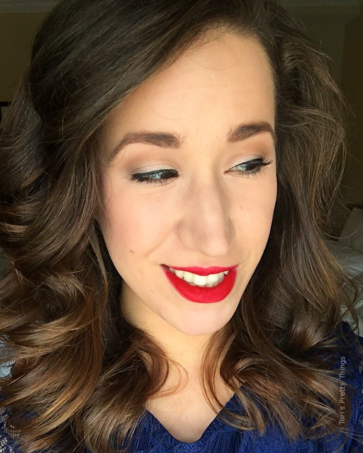 Tori's Pretty Things// Fall Wedding Makeup Look