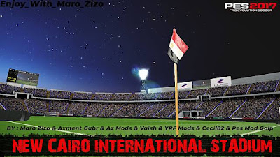 Cairo International Stadium PES 2017