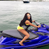 Radio personality: Toke Makinwa stuns in yellow swimsuit