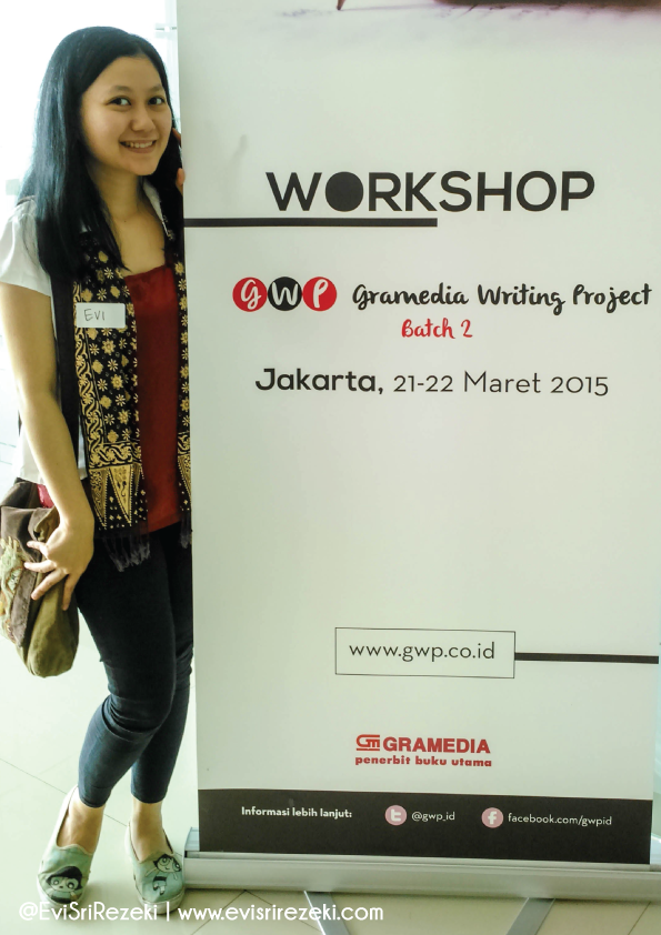 Catatan Perjalanan Gramedia Writing Project Bagian 1